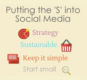 Putting the S into Social Medi
